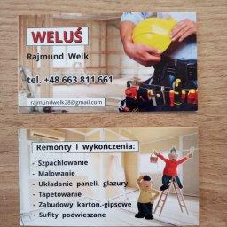 Welus - Gładzie Chojnice