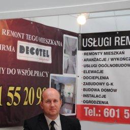 DECOTEL Mariusz Dudek - Remonty Mieszkań Piaseczno