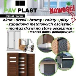 PAVPLAST - Parapety Wewnętrzne z Konglomeratu Kraków