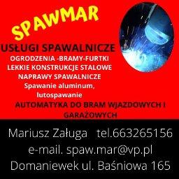 Spawmar Mariusz Załuga - Montaż Ogrodzenia Brwinów