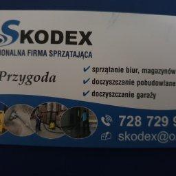 Skodex Jan Przygoda - Usługi Sprzątania Biur Pruszków