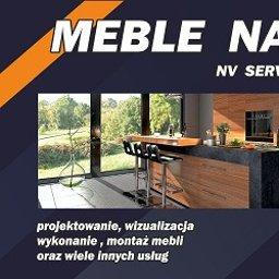 MEBLE NA WYMIAR NV Service - Meble Kuchenne Na Wymiar Charzykowy