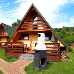 Domki nad Soliną - Bieszczadzka Osada - Biuro turystyczne Bóbrka