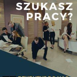 Rekrutuj na stanowisko agenta nieruchomości i pracuj w prestiżowym zawodzie. rekrutacja@golden-estate.pl