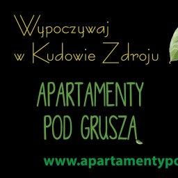 Apartamenty Pod Gruszą - Agroturystyka Kudowa-Zdrój