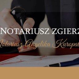 Notariusz Zgierz Angelika Kuropatwa - Windykacja Zgierz