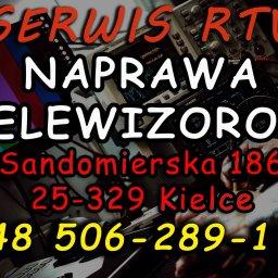 Naprawy Telewizorów Zdzisław Komorowski - Naprawa telewizorów Kielce