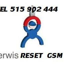 Serwis Reset GSM - Serwis urządzeń Warszawa