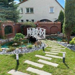Zielony Zakątek Kinga Hebel - Kreft - Ogrodnik Wejherowo