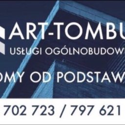Art-TomBud s.c. - Fundamenty Żywiec