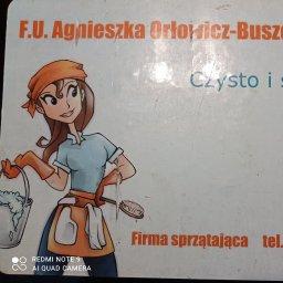 Firma usługowa Agnieszka Orłowicz-Buszowiecka - Mycie Okien Dachowych Szczecinek