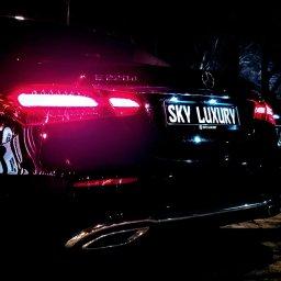 SKY LUXURY - Transport Autokarowy Wrocław