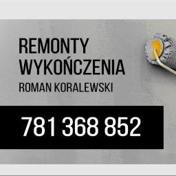 Roman Koralewski - Malowanie elewacji Poznań