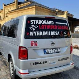VIP BUS Starogard Gdański - Przewóz osób Starogard Gdański