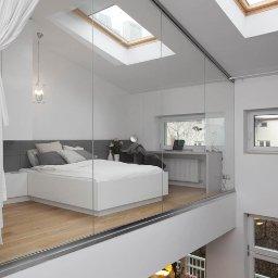 Wykonujemy zabudowy cało szklane sypialni , biur,salonów.