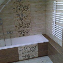 Remont łazienki Lublin 2