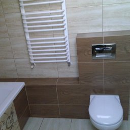 Remont łazienki Lublin 3
