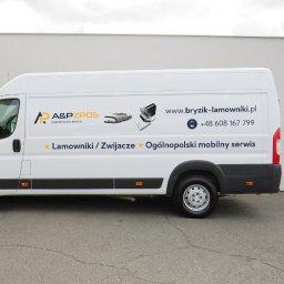 A&P ZPOS Przemysław Bryzik - Linie technologiczne Janowiec Wielkopolski