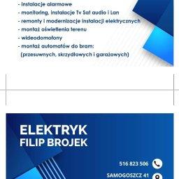 Elektro-Bro - Instalacje w Domu Samogoszcz