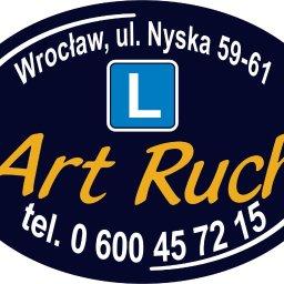 Szkoła Nauki Jazdy Art- Ruch - Szkoła Nauki Jazdy Wrocław