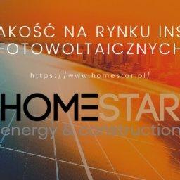 Home Star - Firma Fotowoltaiczna Katowice