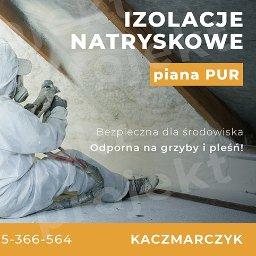 Łukasz KACZMARCZYK - Docieplanie Opole