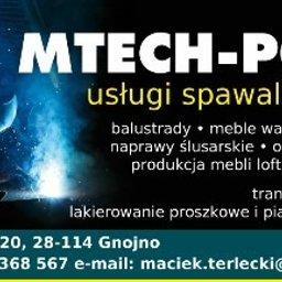 MTECH-POL Maciej Terlecki - Budownictwo Inżynieryjne Gnojno