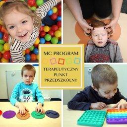 Terapeutyczne Przedszkole MC PROGRAM Terapeutyczny Punkt Przedszkolny Małgorzaty Chmielewskiej - Przedszkole Płock