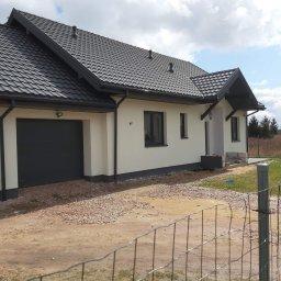 Krzysztof Majewski - Elewacje Domów Piętrowych Sochaczew