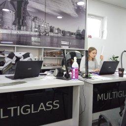 Firma Handlowo Usługowo Produkcyjna Multiglass - Szklarz Gdańsk