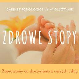 Podolog Olsztyn - Usuwanie Kurzajek i Brodawek - Gabinet Podologiczny l Zdrowe Stopy - Pedicure Olsztyn