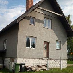 X - Fasada Domu Iława