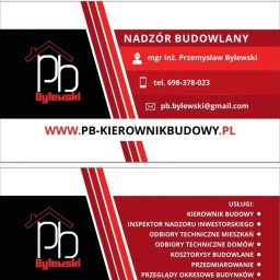 PB Bylewski Nadzór budowlany - Nadzorowanie Budowy Stargard