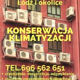 CleanAir - Klimatyzacja Łódź