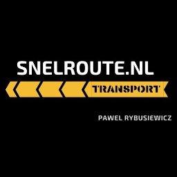 SnelRoute.nl Pawel Rybusiewicz - Przeprowadzki międzynarodowe Den Haag