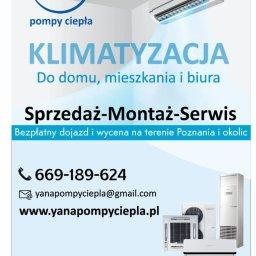 Yana Pompy Ciepła - Rekuperacja Oborniki