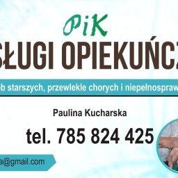 PiK uslugi opiekuńcze - Pomoc w Domu Osiny