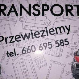 Transport bus - Firma transportowa Nochowo