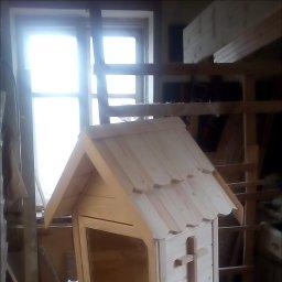 Kac stol - Remont Stropu Drewnianego Chojnów