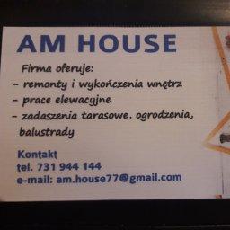 AM HOUSE - Remonty mieszkań Świnoujście
