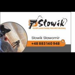 Uslugi Ogólnobudowlane Sławomir Słowik - Ocieplanie Poddasza Sromowce Wyżne