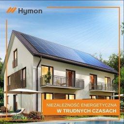 WYSOKIE DACHY FOTOWOLTAIKA HYMON - Energia Słoneczna Wysokie Mazowieckie