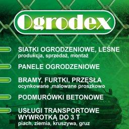 Ogrodex - Siatka Leśna Puławy
