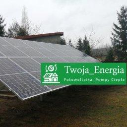 Twoja Energia - Montaż Ogrzewania Podłogowego Orońsko