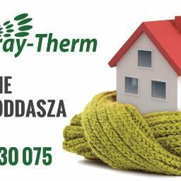 Eco Spray-Therm - Pokrycia dachowe Mrągowo