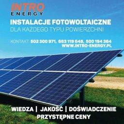 Intro-Energy - Fotowoltaika Ziębice