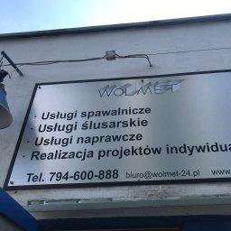 Wolmet Janusz Wolański - Bramy Częstochowa