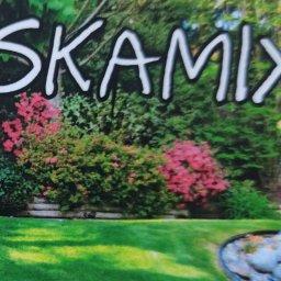 SKAMIX - Koparko-ładowarki Lucin