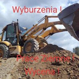 TOMEX-KOP Usługi Koparkowe Tomasz Gondek - Usługi Budowlane Nowy Sącz