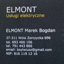 ELMONT MAREK BOGDAN - Alarmy Wola zarczycka